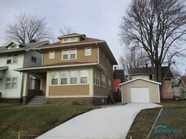 334 Melrose, Toledo, OH 43610 (MLS #6050622) :: Key Realty