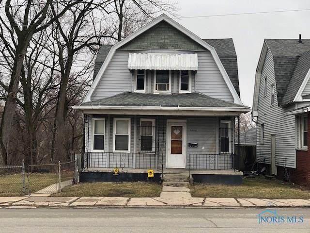 1406 Western, Toledo, OH 43609 (MLS #6050926) :: RE/MAX Masters