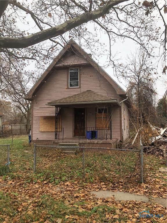 1812 Fernwood, Toledo, OH 43607 (MLS #6051193) :: The Kinder Team
