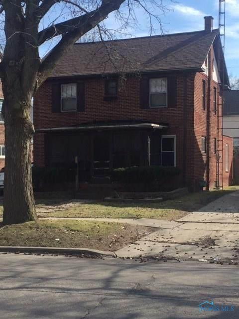 1481 Eleanor, Toledo, OH 43612 (MLS #6051439) :: The Kinder Team