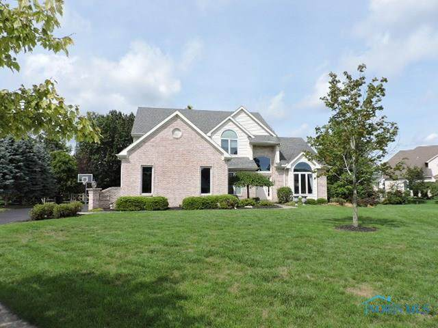 7940 Slate, Maumee, OH 43537 (MLS #6052301) :: H2H Realty