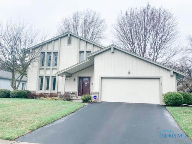 7842 Dunhill, Sylvania, OH 43560 (MLS #6052397) :: The Kinder Team