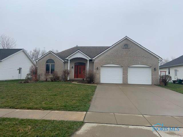 1013 S Ironwood, Rossford, OH 43460 (MLS #6052495) :: Key Realty