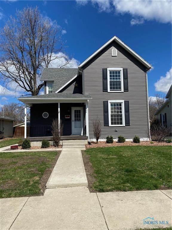 304 2ND, Findlay, OH 45840 (MLS #6052551) :: Key Realty