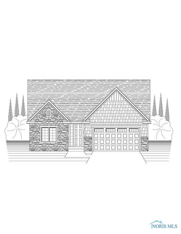 9145 Grande, Sylvania, OH 43560 (MLS #6052755) :: Key Realty