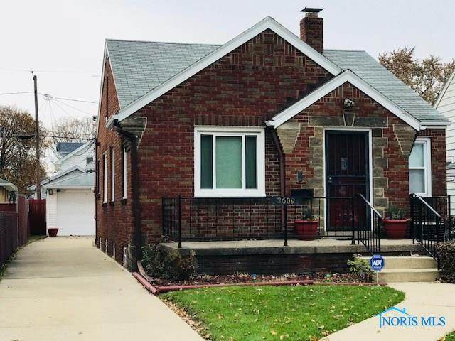3609 Wersell, Toledo, OH 43608 (MLS #6053395) :: RE/MAX Masters