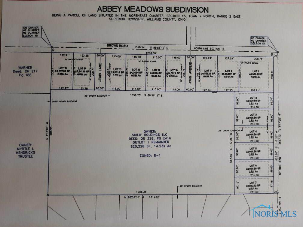 00 Brown Rd (Lot 9) - Photo 1