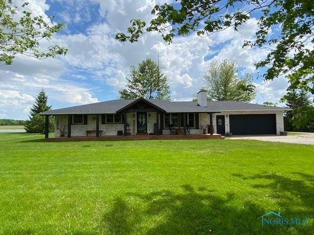 18250 County Road D, Bryan, OH 43506 (MLS #6054480) :: Key Realty