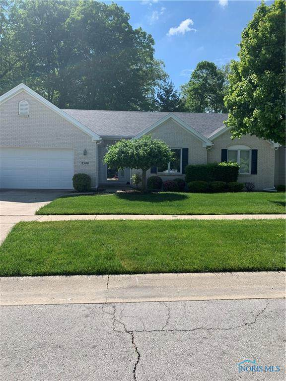 2308 N Watercrest, Toledo, OH 43614 (MLS #6054652) :: Key Realty