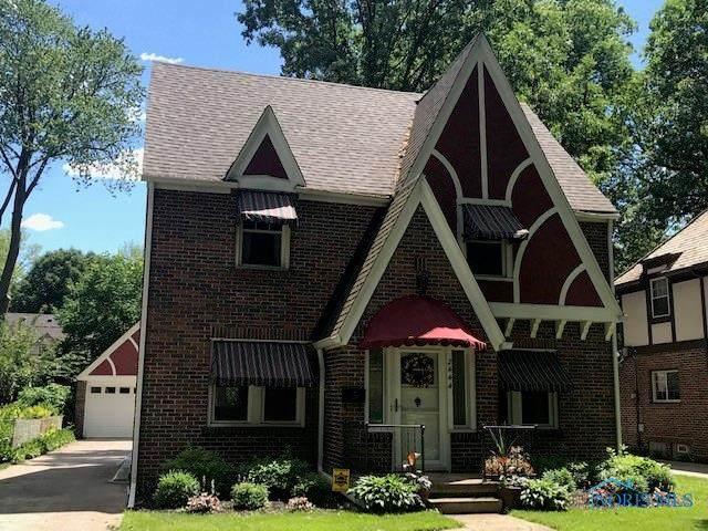 2444 Barrington, Toledo, OH 43606 (MLS #6054699) :: RE/MAX Masters