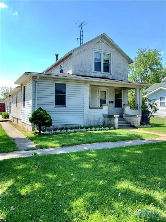 111 W Ottawa, Oak Harbor, OH 43449 (MLS #6055441) :: Key Realty