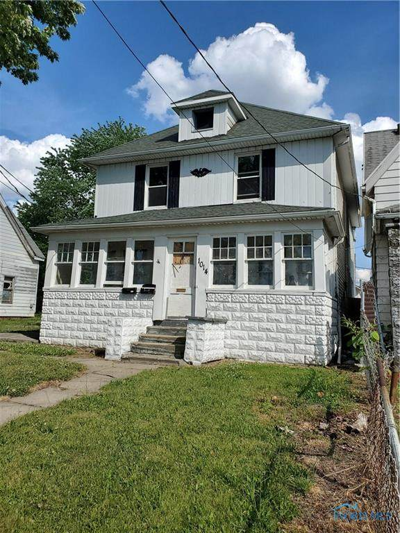 1014 Front, Toledo, OH 43605 (MLS #6056015) :: RE/MAX Masters
