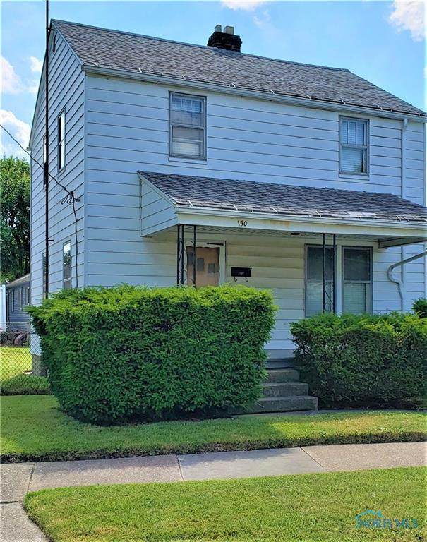 150 Dearborn, Toledo, OH 43605 (MLS #6056084) :: RE/MAX Masters