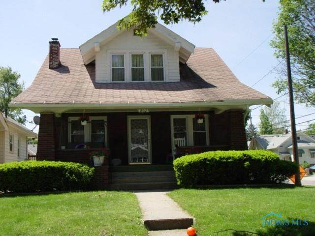 802 Ogden, Toledo, OH 43609 (MLS #6056409) :: Key Realty