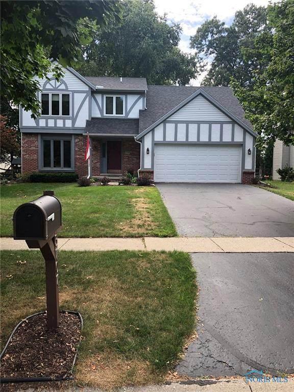 3707 Rye Hill, Sylvania, OH 43560 (MLS #6057262) :: Key Realty