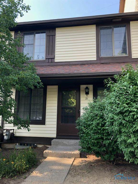 4515 W Bancroft #21, Toledo, OH 43615 (MLS #6057577) :: RE/MAX Masters