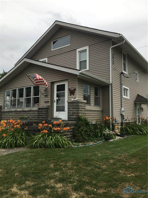 701 E Findlay, Carey, OH 43316 (MLS #6057660) :: H2H Realty