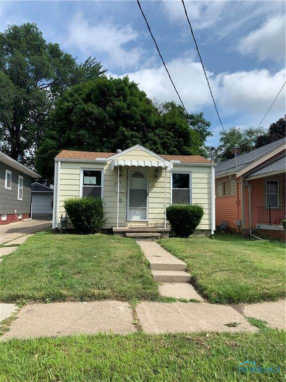 1918 Loxley, Toledo, OH 43613 (MLS #6057757) :: Key Realty