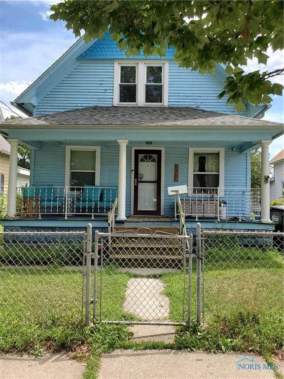 2072 Greenwood, Toledo, OH 43605 (MLS #6057820) :: The Kinder Team