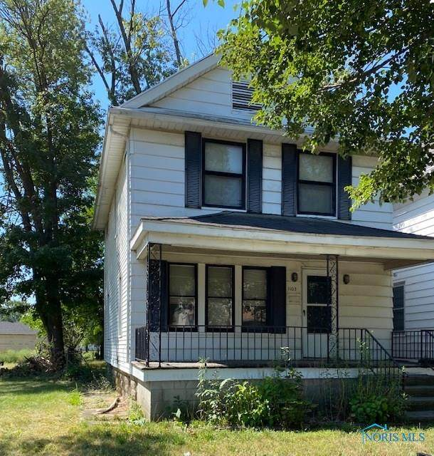 1103 Orchard, Toledo, OH 43609 (MLS #6058547) :: Key Realty