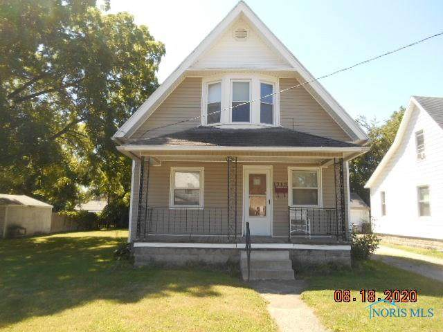 1715 & 1711 Georgia, Toledo, OH 43613 (MLS #6058578) :: Key Realty