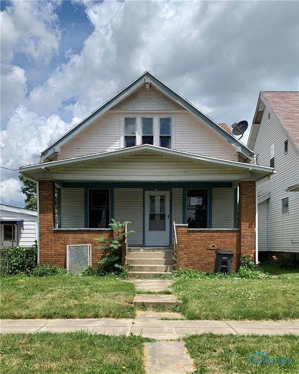 33 E Hudson, Toledo, OH 43608 (MLS #6058933) :: Key Realty