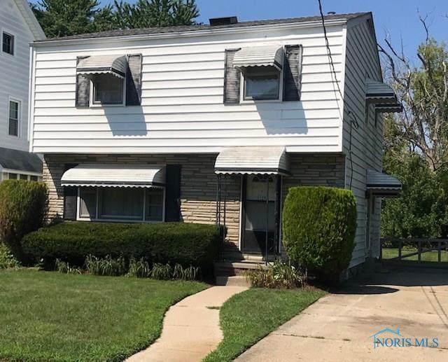 1127 Brookley, Toledo, OH 43607 (MLS #6059035) :: Key Realty