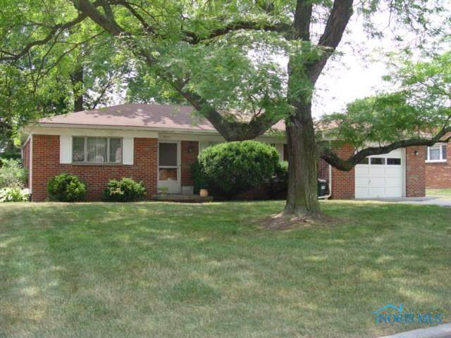 3021 Pinehurst, Toledo, OH 43613 (MLS #6060051) :: Key Realty