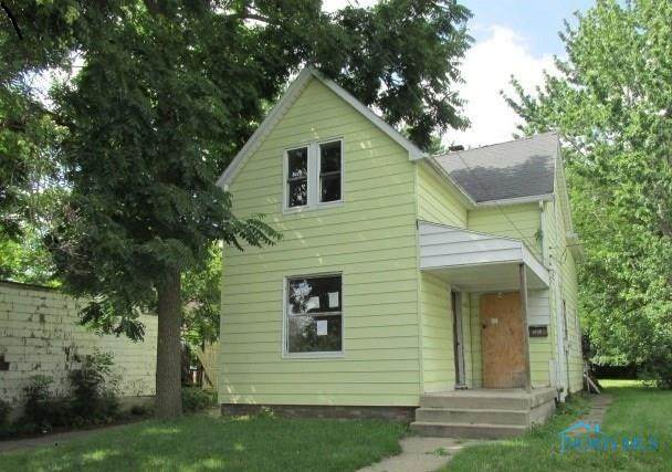 1248 Gordon, Toledo, OH 43609 (MLS #6060180) :: RE/MAX Masters