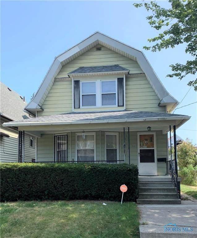 643 Clark, Toledo, OH 43605 (MLS #6060233) :: CCR, Realtors