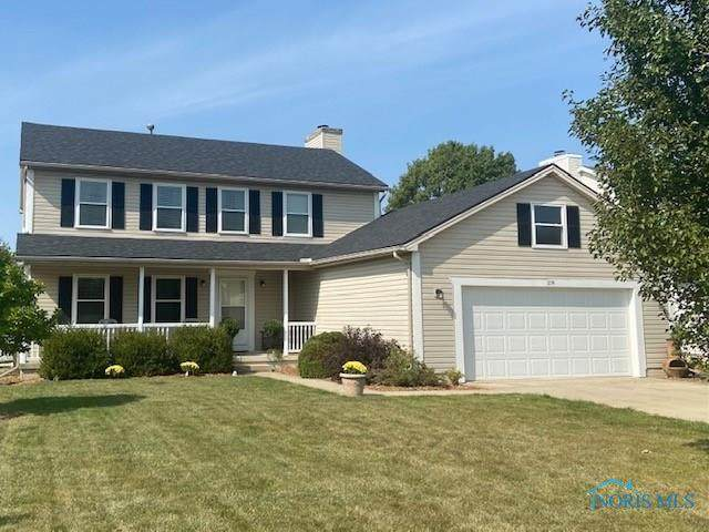 1174 Tricia, Perrysburg, OH 43551 (MLS #6060354) :: RE/MAX Masters