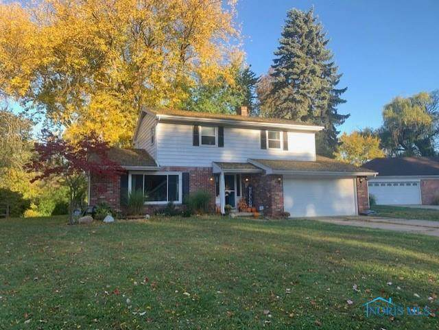 2208 Thornridge, Toledo, OH 43614 (MLS #6061322) :: Key Realty