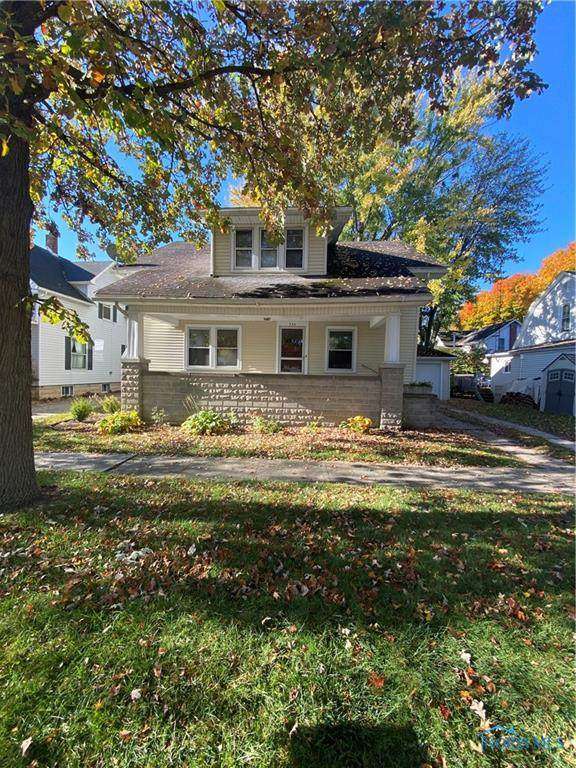 334 Lincoln, Elmore, OH 43416 (MLS #6061462) :: Key Realty