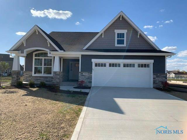 3909 Ten Mile Creek, Sylvania, OH 43560 (MLS #6061517) :: The Kinder Team