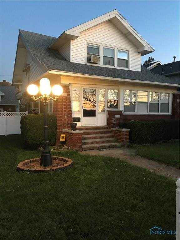 5916 Edgewater Drive, Toledo, OH 43611 (MLS #6061524) :: Key Realty