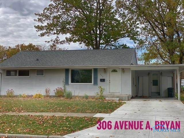 306 Avenue A, Bryan, OH 43506 (MLS #6061535) :: H2H Realty