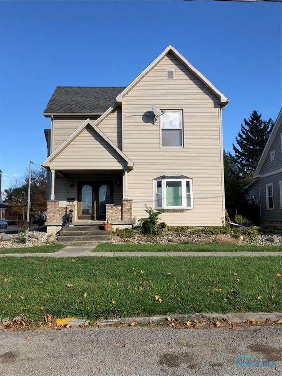 331 Clinton, Findlay, OH 45840 (MLS #6061542) :: H2H Realty