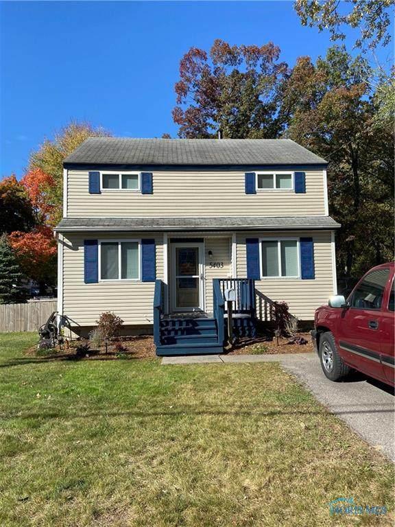 5403 Clover, Toledo, OH 43623 (MLS #6061625) :: H2H Realty