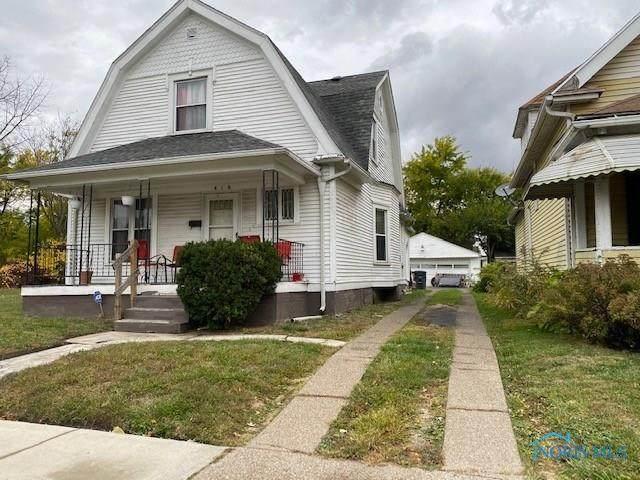 818 Pinewood, Toledo, OH 43607 (MLS #6061749) :: Key Realty