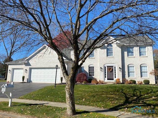 5115 Green Spruce, Sylvania, OH 43560 (MLS #6063480) :: RE/MAX Masters