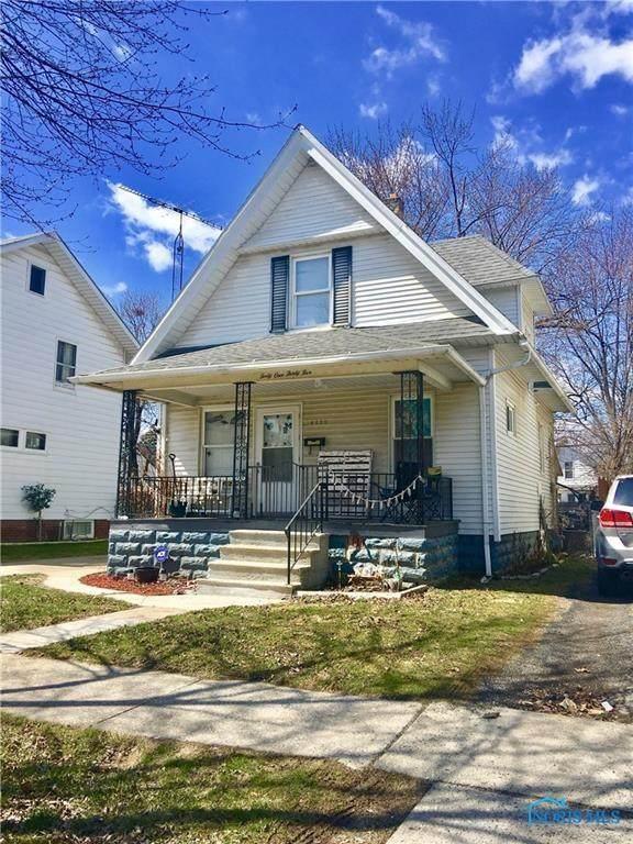 4135 Burnham, Toledo, OH 43612 (MLS #6063667) :: The Kinder Team