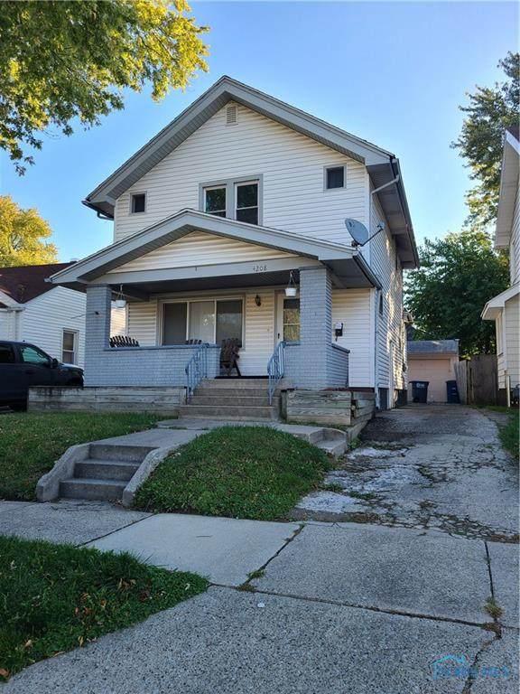 4208 Asbury, Toledo, OH 43612 (MLS #6063904) :: Key Realty