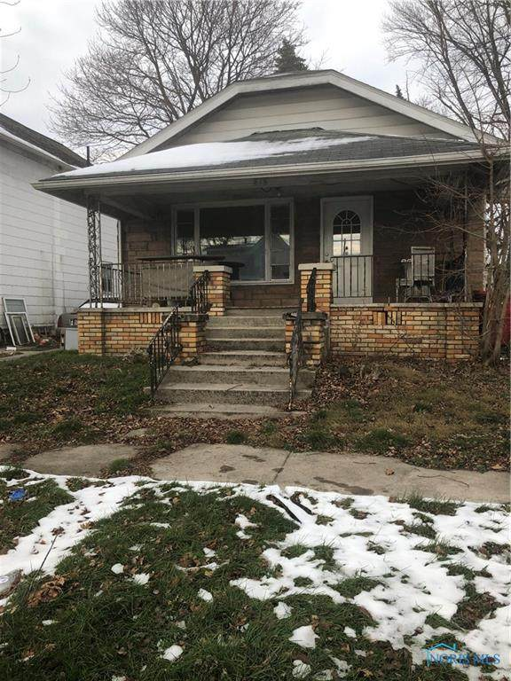 210 E South, Fostoria, OH 44830 (MLS #6064320) :: Key Realty
