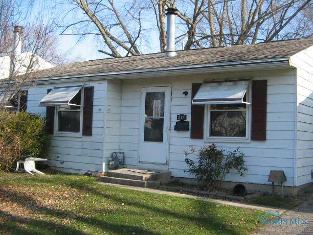 258 Hargrave, Toledo, OH 43615 (MLS #6064788) :: Key Realty