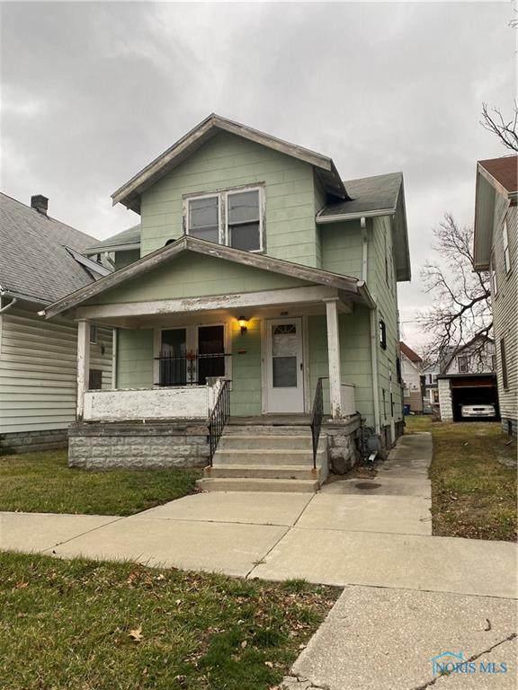 554 Lucas, Toledo, OH 43604 (MLS #6065222) :: RE/MAX Masters