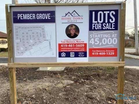 0 Linden Drive (Lot 15), Pemberville, OH 43450 (MLS #6065410) :: Key Realty