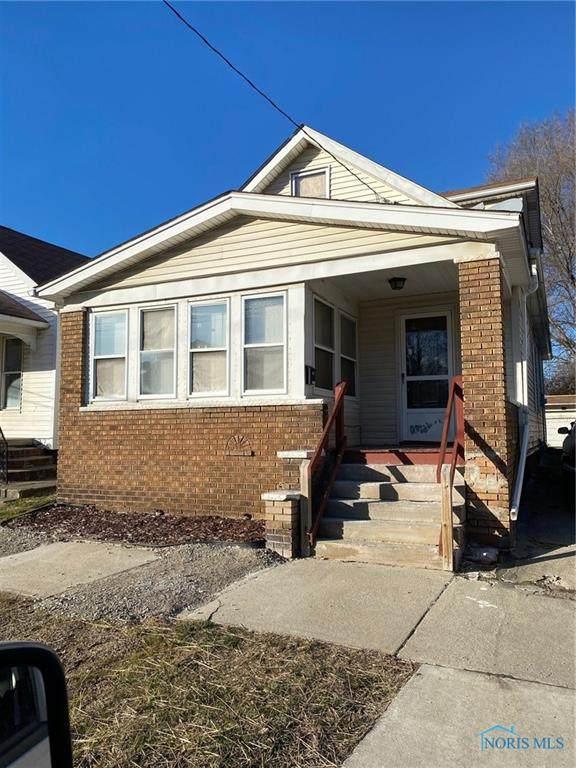 227 Palmer, Toledo, OH 43608 (MLS #6065795) :: The Kinder Team