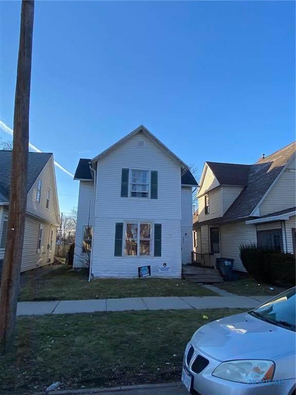 442 Raymer, Toledo, OH 43605 (MLS #6065798) :: Key Realty