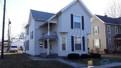321 W North, Fostoria, OH 44830 (MLS #6066227) :: RE/MAX Masters