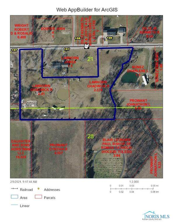 107B Truax State Route 114, Cloverdale, OH 45827 (MLS #6066314) :: CCR, Realtors
